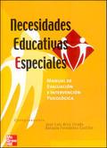 MANUAL DE NECESIDADES E INTERVENCIÓN EN EDUCACIÓN ESPECIAL
