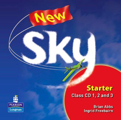 NEW SKY CLASS CD STARTER LEVEL