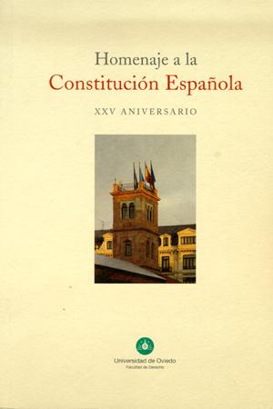 HOMENAJE A LA CONSTITUCIÓN ESPAÑOLA: XXV ANIVERSARIO