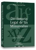 DICCIONARIO LEGAL DE LAS MINUSVALÍAS