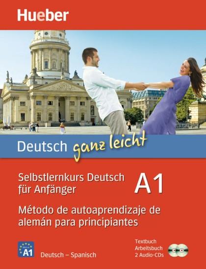 DEUTSCH GANZ LEICHT A1 (CURSO AUTODIDACTA).