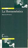 LA HERMENÉUTICA.