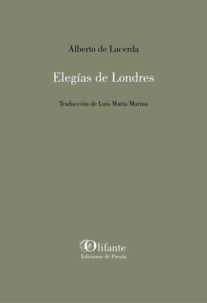 ELEGÍAS DE LONDRES.