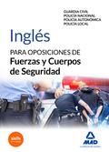 OPOSICIONES, FUERZAS Y CUERPOS DE SEGURIDAD, INGLÉS