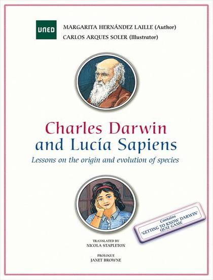 CHARLES DARWIN AND LUCIA SAPIENS. LESSONS ON THE ORIGIN AND EVOLUTION OF SPECIES.