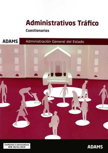 CUESTIONARIOS ADMINISTRATIVOS DE LA ADMINISTRACIÓN GENERAL DEL ESTADO, ESPECIALI.