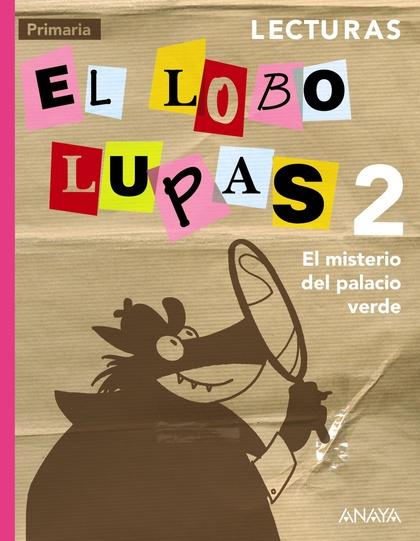 LECTURAS 2: EL MISTERIO DEL PALACIO VERDE..