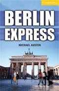 EDICIÓN ANTIGUA.  BERLIN EXPRESS LEVEL 4 B1 INTERMEDIATE + CD ENGLISH READERS.