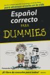 ESPAÑOL CORRECTO PARA DUMMIES