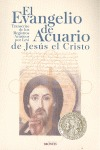 EVANGELIO DE ACUARIO DE JESÚS EL CRISTO