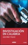 INVESTIGACIÓN EN CALABRIA.