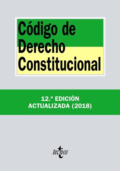 CÓDIGO DE DERECHO CONSTITUCIONAL.