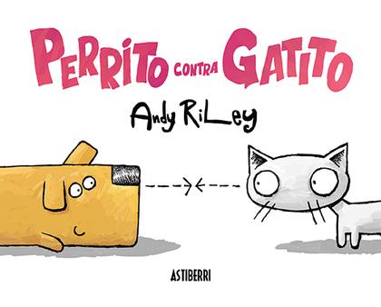 PERRITO CONTRA GATITO.