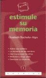 ESTIMULE SU MEMORIA