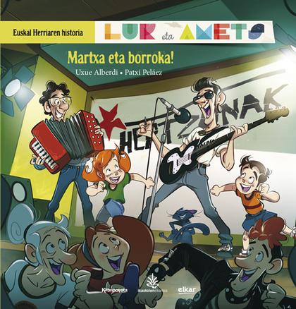 MARTXA ETA BORROKA - LUR ETA AMETS - EUSKAL HERRIA