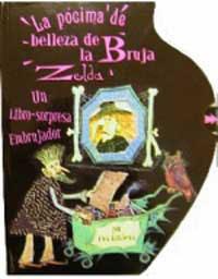 LA PÓCIMA DE BELLEZA DE LA BRUJA ZELDA