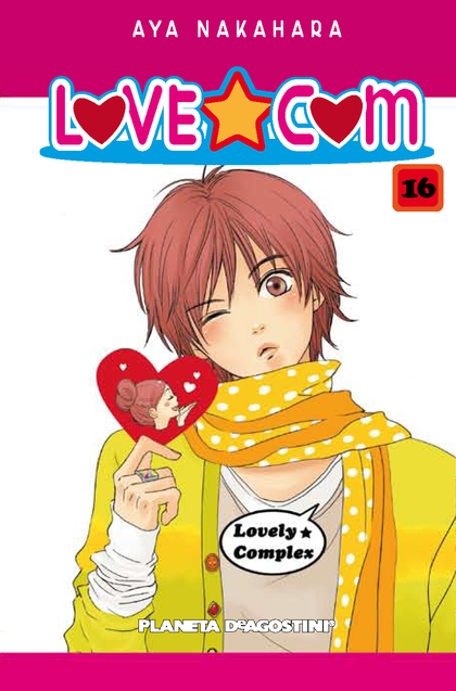 LOVE COM Nº16.