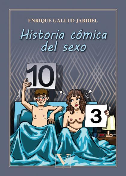 HISTORIA CÓMICA DEL SEXO.