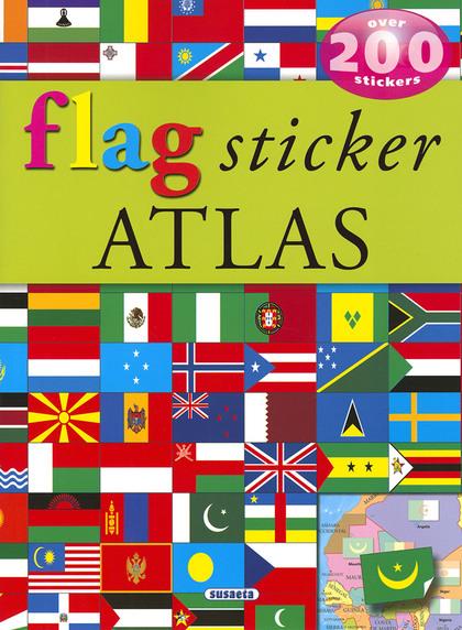 FLAG STICKER ATLAS.