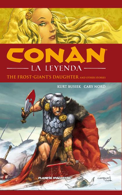 Conan La leyenda nº 01/12
