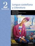 LENGUA CASTELLANA Y LITERATURA 2º BACHILLERATO. PROYECTO A PIE DE PÁGINA. ALGAID.