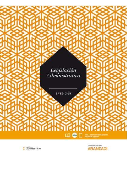 LEGISLACIÓN ADMINISTRATIVA (LEYITBE) DÚO (2018).