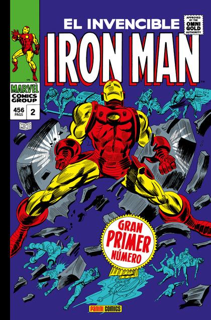 IRON MAN 2.