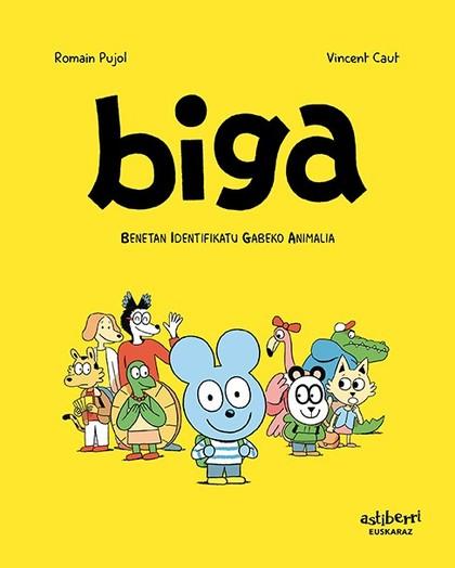 BIGA 1 (EUSKERA)