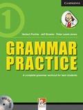 GRAMMAR PRACTICE 1 PB/CD-ROM