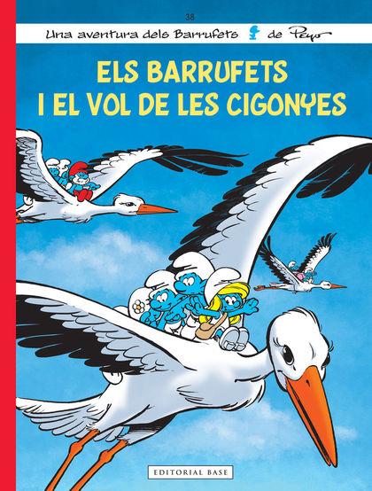 BARRUFETS I EL VOL DE LES CIGONYES,ELS CATALAN