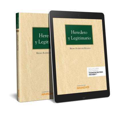 HEREDERO Y LEGITIMARIO.