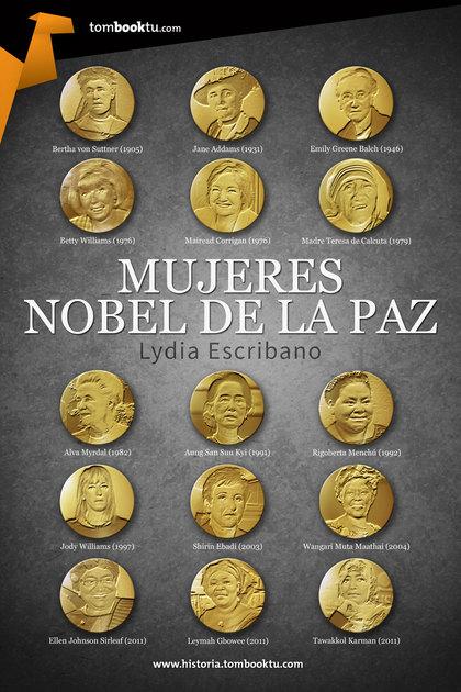MUJERES NOBEL DE LA PAZ
