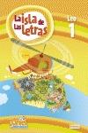 LA ISLA DE LAS LETRAS, DANIEL Y LOS DIVERSÓNICOS, LEO 1, EDUCACIÓN INFANTIL