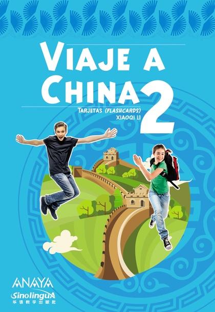 VIAJE A CHINA 2. FLASHCARDS.