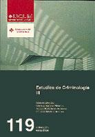 ESTUDIOS DE CRIMINOLOGÍA III