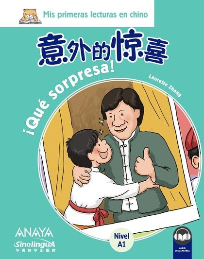 MIS LECTURAS EN CHINO. ¡QUÉ SORPRESA!.