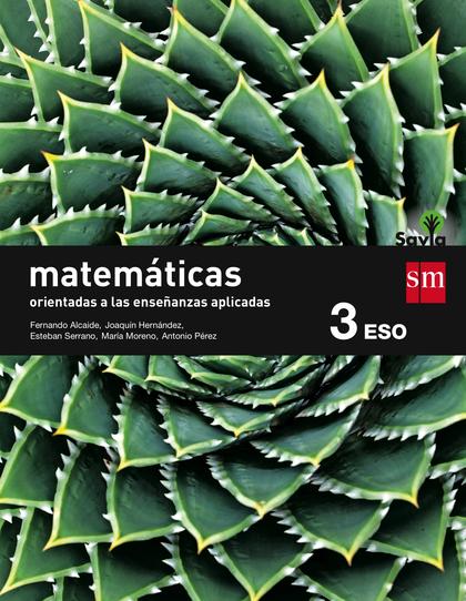 3ESO.MATEMATICAS CIENCIAS APLICADA-SA 15.