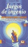 JUEGOS DE INGENIO VI