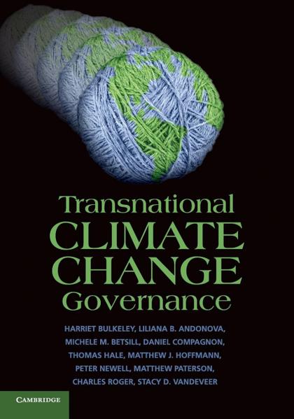 TRANSNATIONAL CLIMATE CHANGE GOVERNANCE.