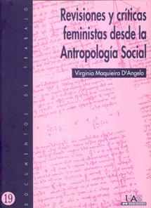 REVISIONES Y CRÍTICAS FEMINISTAS DESDE LA ANTROPOLOGÍA SOCIAL : LAS CONTRADICIONES DE EDWARD WE