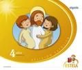 RELIGIÓN EDUCACIÓN INFANTIL. PROYECTO ESTELA 4 AÑOS. ALGAIDA +. ALUMNO.