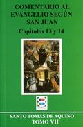 COMENTARIO AL EVANG. (VIII) SEGUN SAN JUAN. 15-16-17