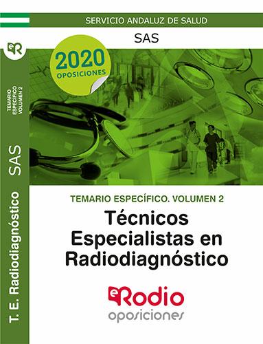 TÉCNICOS ESPECIALISTAS EN RADIODIAGNÓSTICO DEL SAS