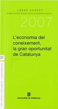 L´ECONOMIA DEL CONEIXEMENT, LA GRAN OPORTUNITAT DE CATALUNYA