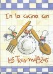 EN LA COCINA CON LAS TRES MELLIZAS