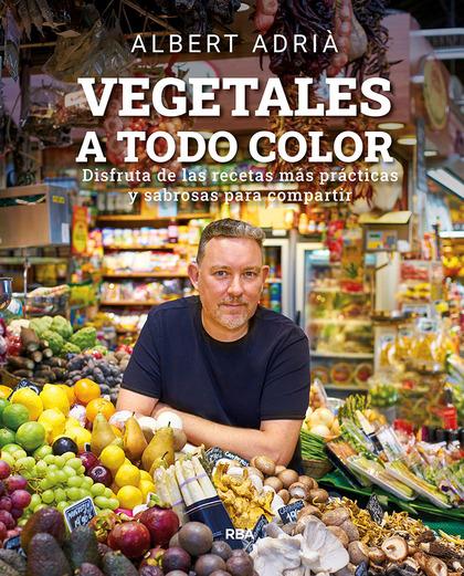 VEGETALES A TODO COLOR.