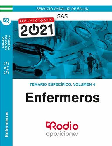 TEMARIO ESPECÍFICO VOLUMEN 4. ENFERMERO/A DEL SAS.