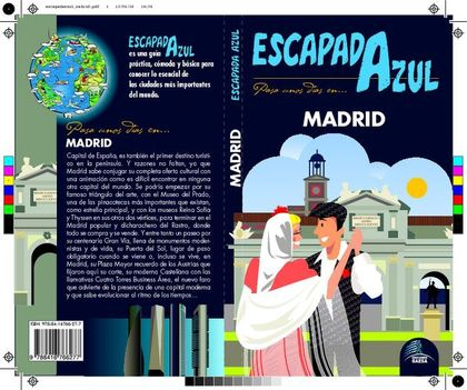 MADRID ESCAPADA AZUL.