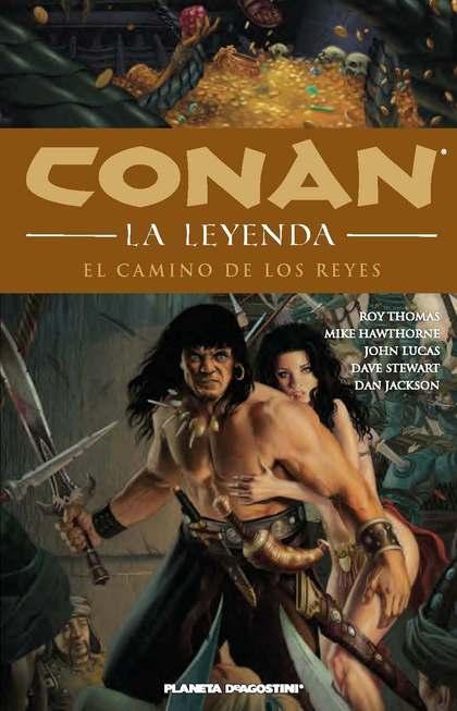 Conan la leyenda nº 11/12