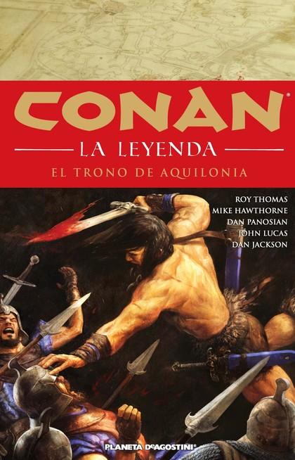 Conan la leyenda nº 12/12